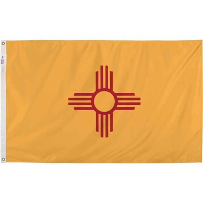 Valley Forge 3 Ft. x 5 Ft. Nylon New Mexico State Flag
