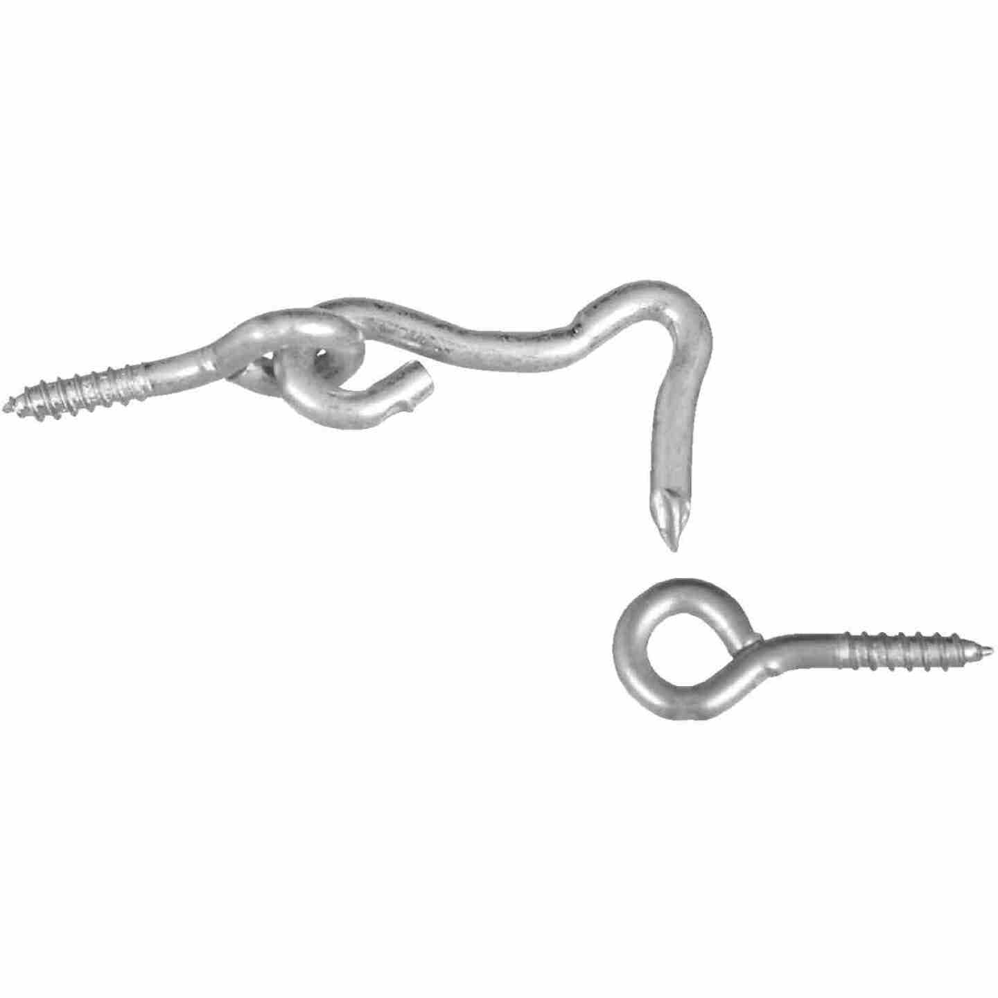 National1 In. Steel Hook & Eye Bolt (2 Ct.) Image 1