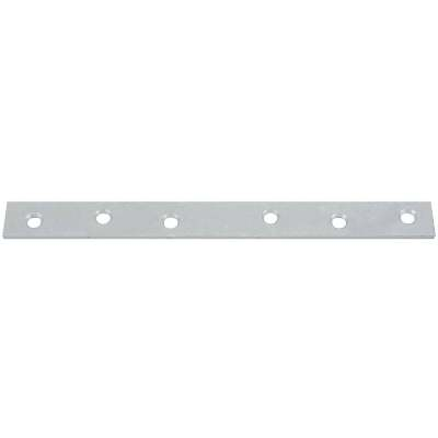 National Catalog 118 10 In. x 1 In. Galvanized Steel Mending Brace