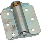 National 3 In. Zinc Plated Full-Surface Spring Door Hinge (2-Pack) Image 1