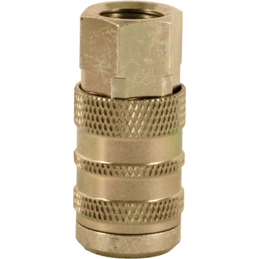 Bostitch Industrial 6-Ball Design Series 1/4 In. NPTF Coupler