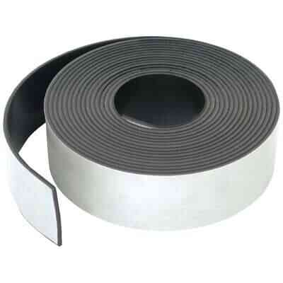 Master Magnetics 10 Ft. x 1 in. Magnetic Tape