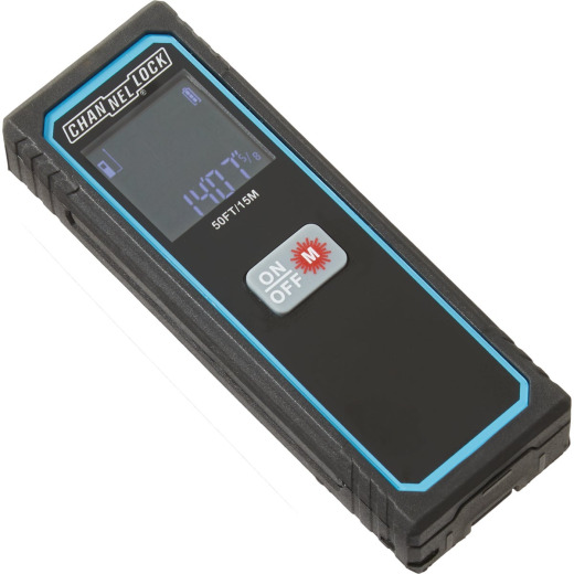 Channellock 50 Ft. Handheld Laser Distance Measurer