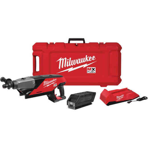 Milwaukee MX FUEL Lithium-Ion Brushless Cordless Core Drill Kit, ONE-KEY Compatible