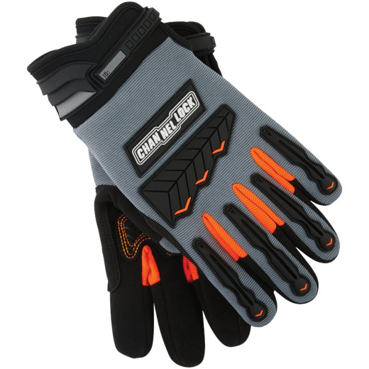 Channellock Men's Large Synthetic Heavy-Duty Demolition Glove