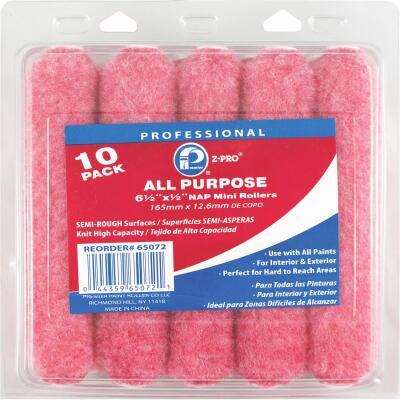 Premier Z-Pro 6-1/2 In. x 1/2 In. Knit Mini Roller Cover (10-Pack)