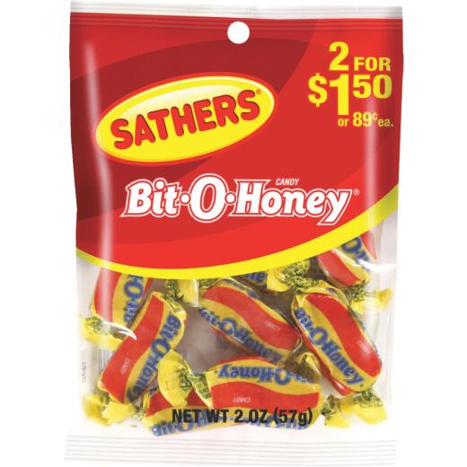 Sathers 2 Oz. Bit-O-Honey