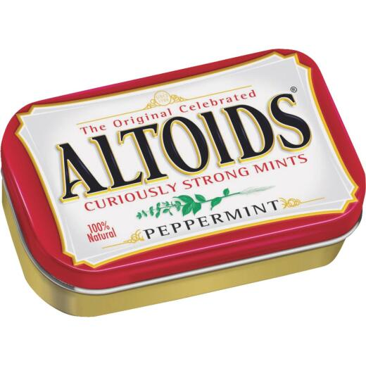 Altoids 1.76 Oz. Peppermint Mints